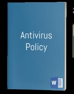 Antivirus Policy