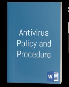 Antivirus Policy and Procedure