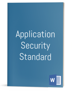 Application Security Standard