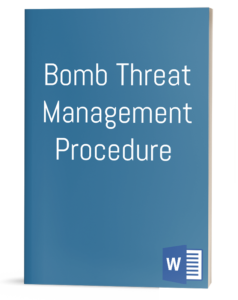 Bomb Threat Management Procedure