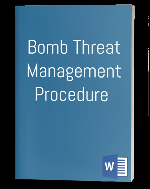 Bomb Threat Management Procedure
