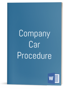 Company Car Procedure