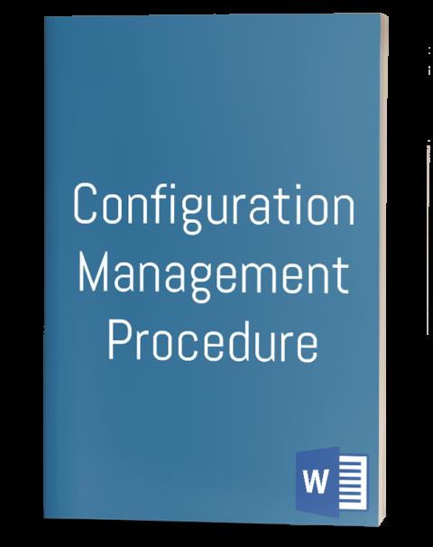 Configuration Management Procedure
