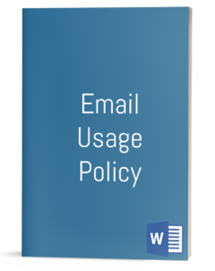 Email Usage Policy