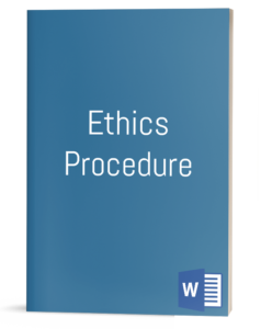 Ethics Procedure
