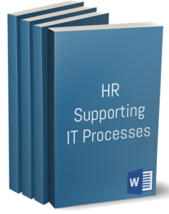 HR Supporting IT Processes