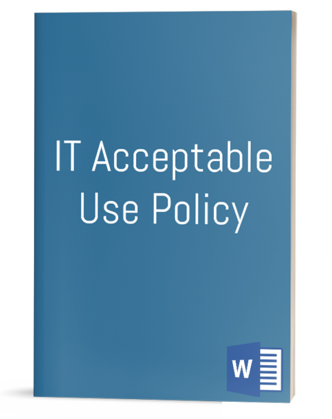 IT Acceptable Use Policy