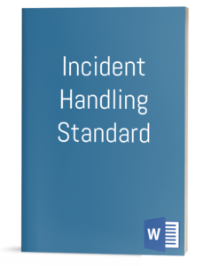 Incident Handling Standard