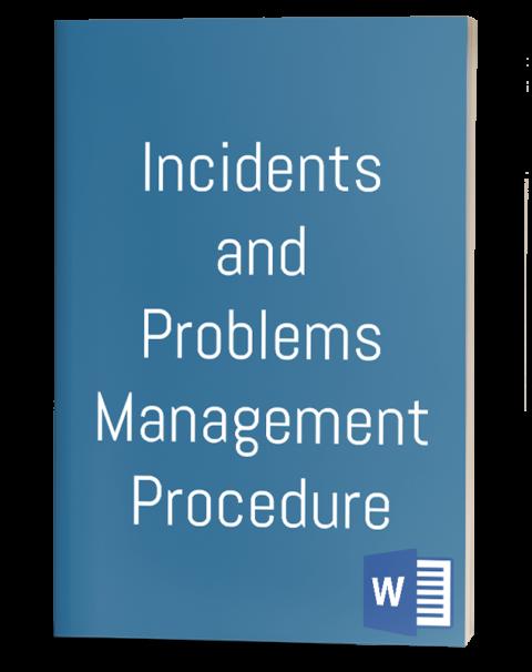 Incidents and Problems Management Procedure