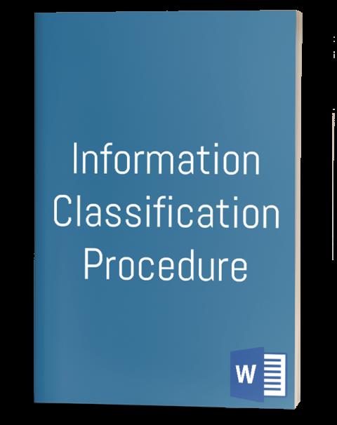 Information Classification Procedure