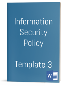 Information Security Policy - T3
