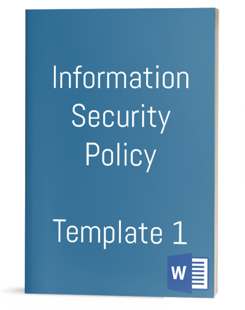 Information Security Policy – Template 2