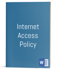 Internet Access Policy