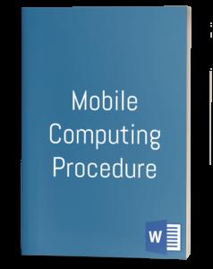 Mobile Computing Procedure