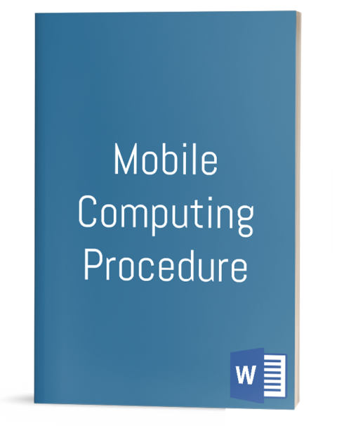 Mobile Computing Procedure