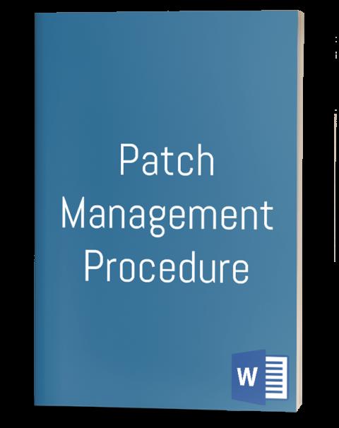 Patch Management Procedure