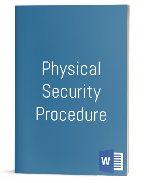 Physical Security Procedure