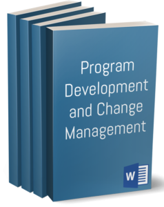 Program Development and Change Management