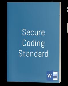 Secure Coding Standard
