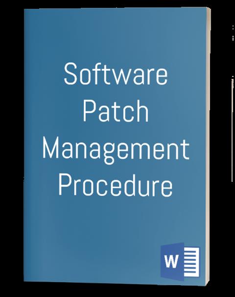 Software Patches Management Procedure