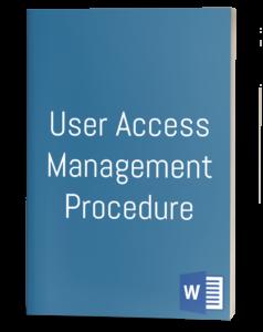 User Access Management Procedure
