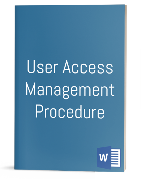 User Access Management Procedure