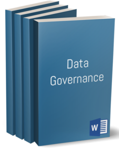 Data Governance policies and procedures