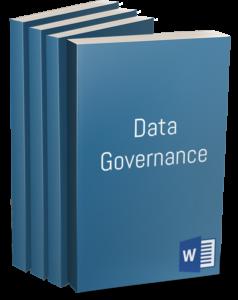 Data Governance policies and procedures
