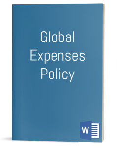 Global Expenses Policy